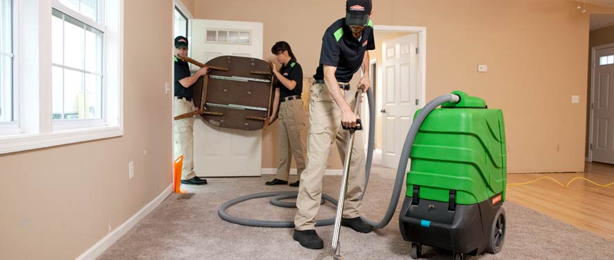 Spring Hill, FL residential restoration cleaning
